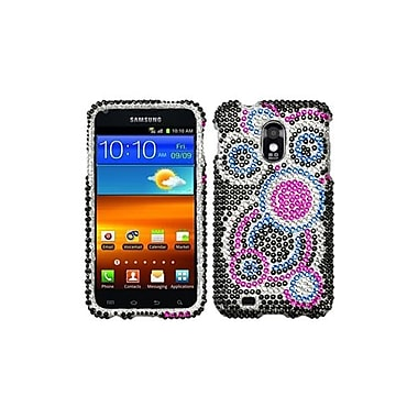 Insten® Diamante Protector Cases For Samsung Epic 4G Touch/Galaxy S II