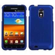 Insten® Phone Protector Case For Samsung Epic 4G Touch/Galaxy S II, Titanium Solid Dark Blue