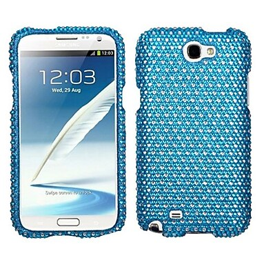 Insten® Diamante Phone Protector Cases For Samsung Galaxy Note II (T889/I605)