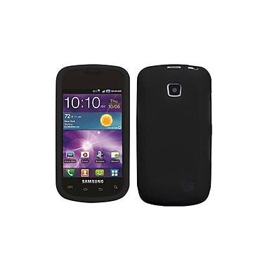 Insten® Solid Skin Case For Samsung i110 (Illusion), Black