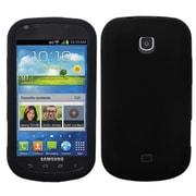 Insten® Solid Skin Case For Samsung I200 (Stellar), Black