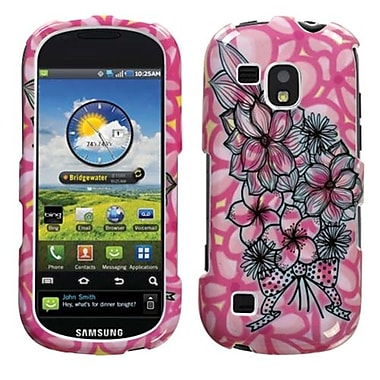 Insten® Phone Protector Case For Samsung i400 (Continuum), Bouquet