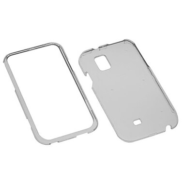 Insten® Phone Protector Case For Samsung i500 Fascinate/i500 Mesmerize, Smoke