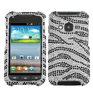 Insten® Skin Diamante Protector Cases For Samsung i547 (Galaxy Rugby Pro)