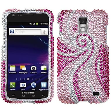Insten® Diamante Protector Case For Samsung i727 (Galaxy S II Skyrocket), Phoenix Tail