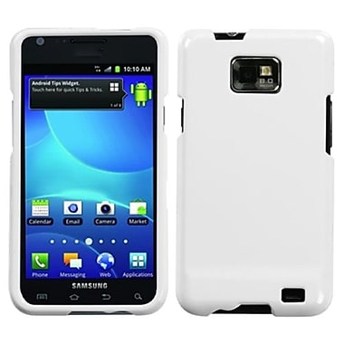 Insten® Natural Phone Protector Case For Samsung I777 Galaxy S2, Ivory White
