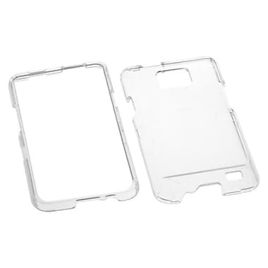 Insten® Phone Protector Case For Samsung I777 Galaxy S2, T-Clear