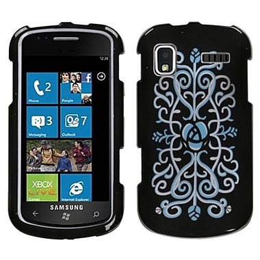 Insten® Phone Protector Case For Samsung i917 (Focus), Boutique Night