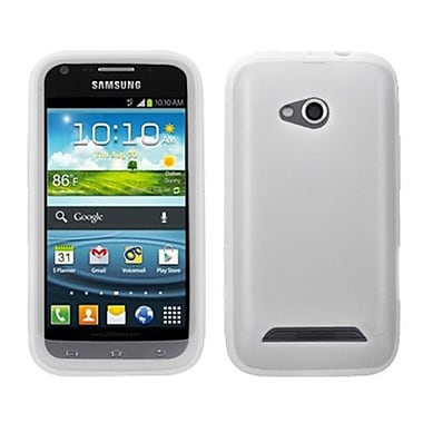 Insten® Solid Skin Case For Samsung L300 Galaxy Victory 4G LTE, Translucent White