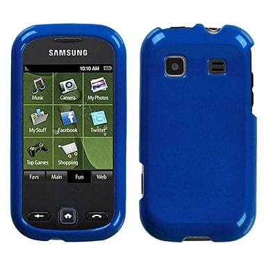 Insten® Phone Protector Case For Samsung M380/Trender, Solid Dark Blue