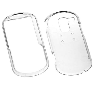 Insten® Phone Protector Case For Samsung Restore/Messager III/Profile/M575/R455C; Clear
