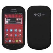 Insten® Solid Skin Case For Samsung M950 Galaxy Reverb, Black