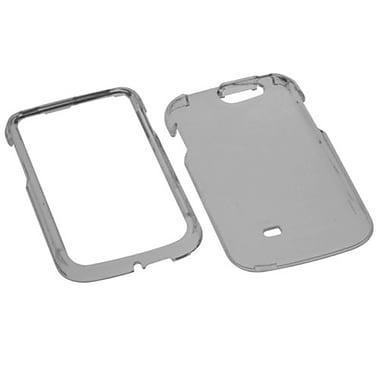 Insten® Phone Protector Case For Samsung T679 (Exhibit II 4G), Smoke