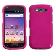 Insten® Phone Protector Case For Samsung T769 Galaxy S Blaze 4G, Solid Hot-Pink