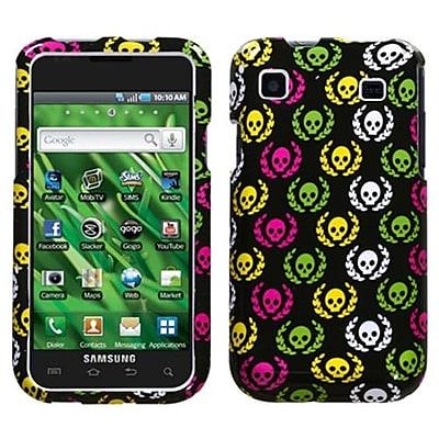 Insten Phone Protector Case For Samsung T959 (Vibrant)/T959V (Galaxy S 4G), Cute Skulls 1408133