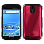 Insten® Cosmo Back Protector Case For Samsung T989 Galaxy S2; Red