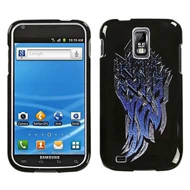 Insten® Phone Protector Case For Samsung T989 Galaxy S2, Steel Shard