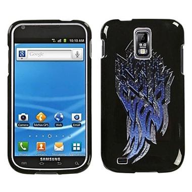 Insten ? Étui protecteur pour Galaxy S2 T989 de Samsung, éclat d?acier (1012916)