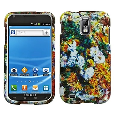 Insten® Phone Protector Case For Samsung T989 Galaxy S2, Blossoms
