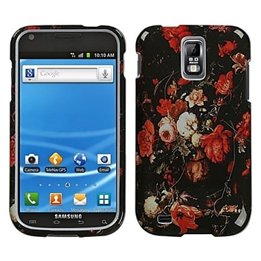 Insten® Phone Protector Case For Samsung T989 Galaxy S2, Bed of Roses