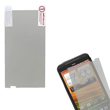 Insten Anti-Grease LCD Screen Protector For HTC EVO 4G LTE, Clear (1014677)