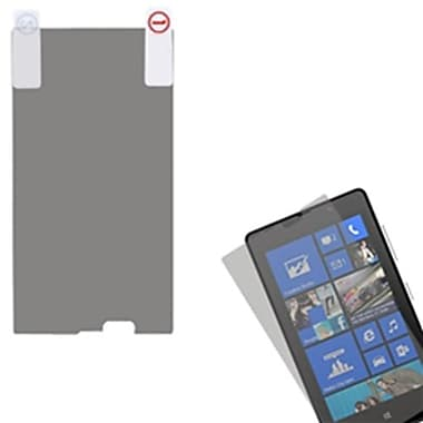 Insten Anti-Grease LCD Screen Protector For Nokia Lumia 820, Clear (1014732)