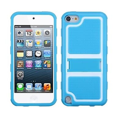 Insten® Gummy Armor Stands For iPod Touch 5th Gen