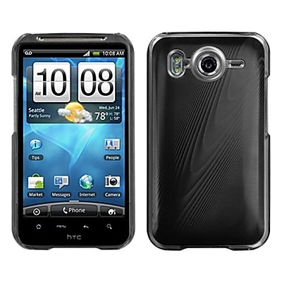Insten® Faceplate Case For HTC Inspire 4G, Black Cosmo