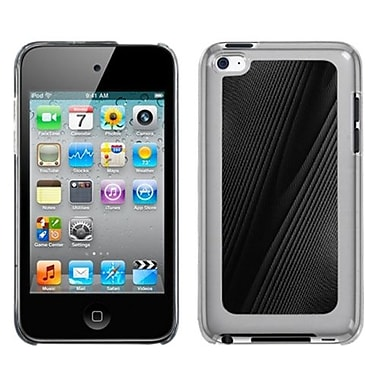 Insten Cosmo Back Protector Cover For iPod Touch 4th Gen, Black (1014849)