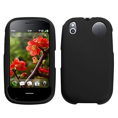 Insten® Protector Cover For Palm Pre 2, Black