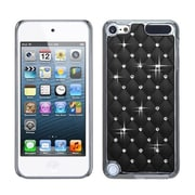 Insten Alloy Diamond Luxurious Lattice Phone Protector Cover For iPod Touch 5th Gen