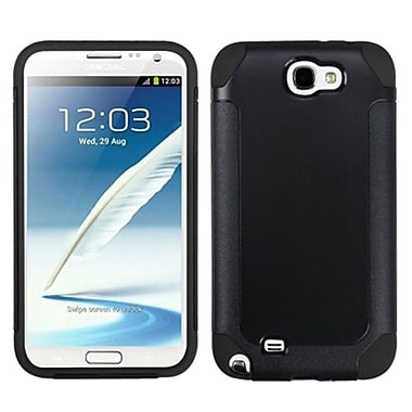 Insten® Frosted Fusion Protector Covers For Samsung Galaxy Note II