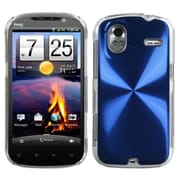 Insten® Back Protector Case For HTC Amaze 4G, Blue Cosmo