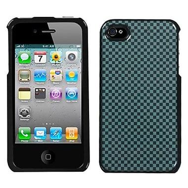 Insten® Dream Protector Cover F/iPhone 4/4S, Checker