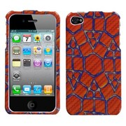 Insten® Phone Protector Cover F/iPhone 4/4S, Cobblestone
