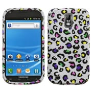 Insten® Candy Skin Cover For Samsung T989 Galaxy S2 T-Mobile, Colorful Leopard