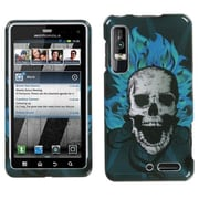 Insten® Protector Cover For Motorola XT862 Droid 3, Dark Evil