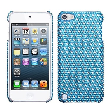 Insten® Dots Diamante Back Protector Covers For iPod Touch 5th Gen