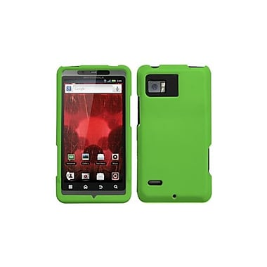 Insten Faceplate Case For Motorola XT875 Droid Bionic, Dr Green (1015925)