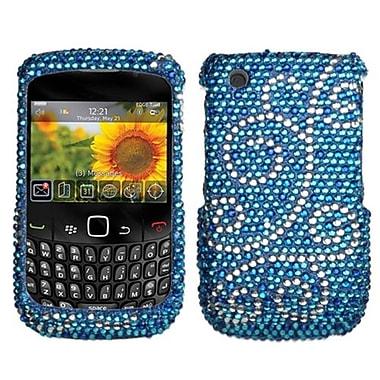 Insten Diamond Case For BlackBerry 8520/8530/9300 3G/9330 3G, Flourish (1016023)