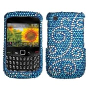 Insten® Diamond Case For BlackBerry 8520/8530/9300 3G/9330 3G, Flourish