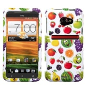 Insten® Protector Case For HTC EVO 4G LTE, Fruit Paradise