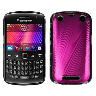 Insten® Back Protector Case For BlackBerry 9360/9350, Hot-Pink Cosmo
