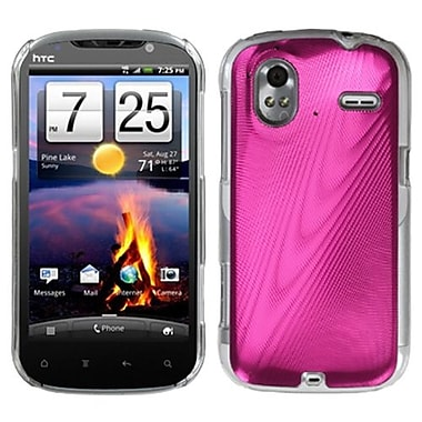 Insten® Back Protector Case For HTC Amaze 4G, Hot-Pink Cosmo