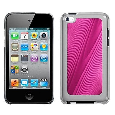 Insten Cosmo Back Protector Cover For iPod Touch 4th Gen, Hot Pink (1016366)