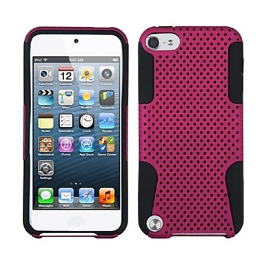 Insten Astronoot Phone Protector Cover For iPod Touch 5th Gen, Hot Pink/Black (1016483)