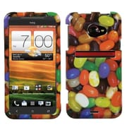 Insten® Protector Case For HTC EVO 4G LTE, Jelly Beans