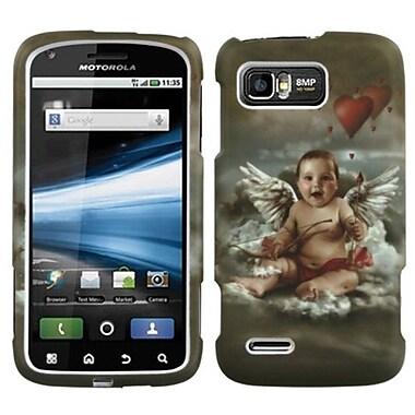 Insten® Protector Case For Motorola MB865 Atrix 2, Lizzo Cupid