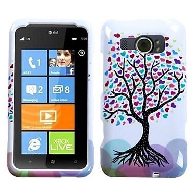 Insten® Protector Case For HTC Titan II, Love Tree