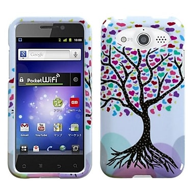 Insten® Phone Protector Case For Huawei M886 Mercury, Love Tree
